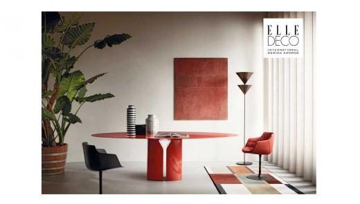 NVL Table by Jean Nouvel design wins the EDIDA 2021