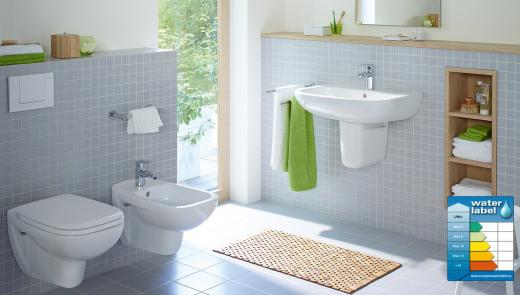 Duravit joins European Water Label